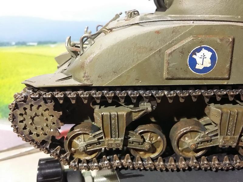 Sherman 2ème DB vs 1/35 Tamiya : j'ai besoin de vous ! - Page 7 20200242