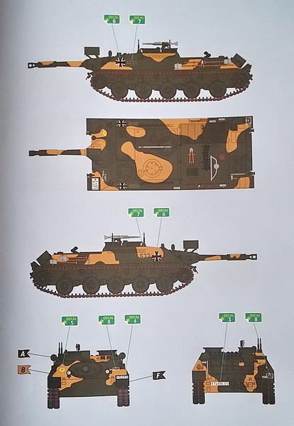 KanonenJagdPanzer (KaJaPa) 1/35 Revell 20200280