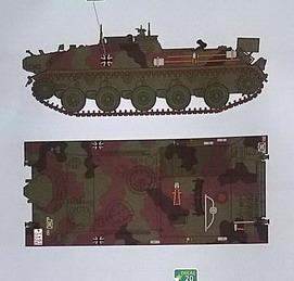 KanonenJagdPanzer (KaJaPa) 1/35 Revell 20200282