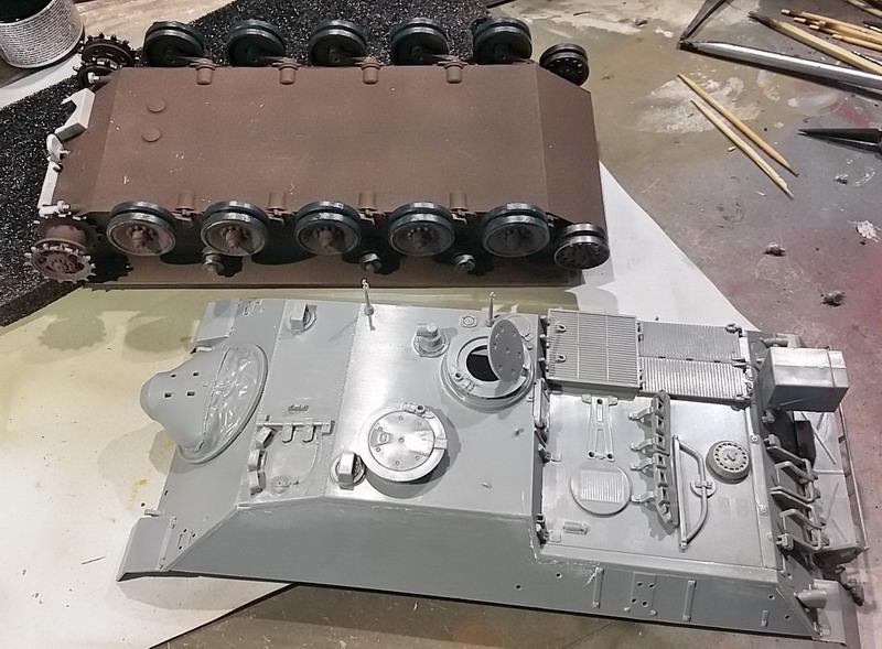 KanonenJagdPanzer (KaJaPa) 1/35 Revell 20200292