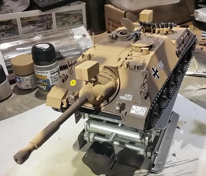 KanonenJagdPanzer (KaJaPa) 1/35 Revell 20200299