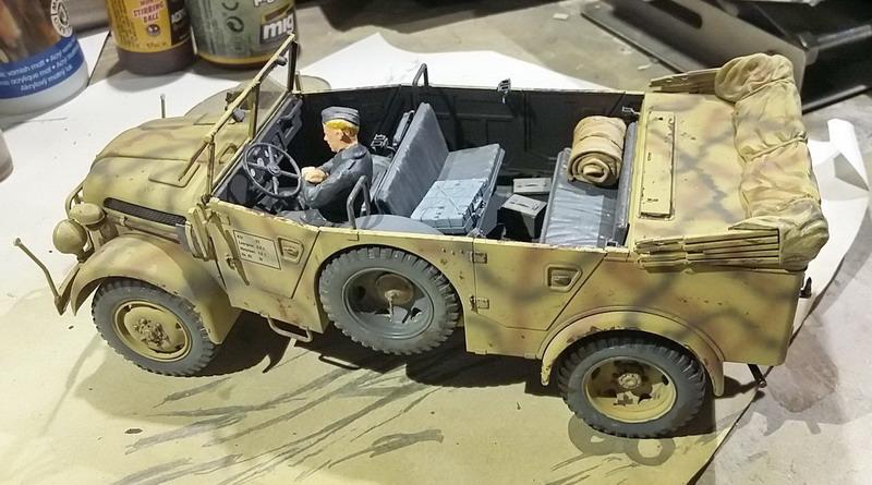Camion STEYR type 1500A/01  [Tamiya 1/35] 20200311