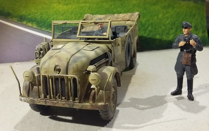 Camion STEYR type 1500A/01  [Tamiya 1/35] - Page 2 20200360