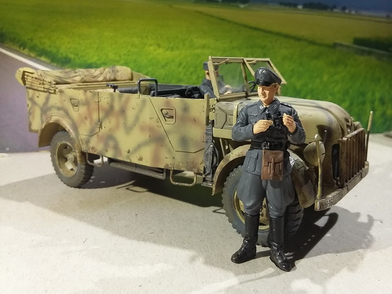 Camion STEYR type 1500A/01  [Tamiya 1/35] - Page 2 20200361