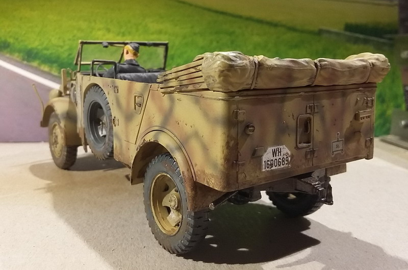 Camion STEYR type 1500A/01  [Tamiya 1/35] - Page 2 20200363