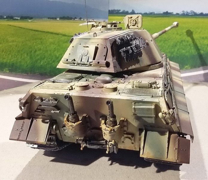 King Tiger (tourelle Porsche, full interior) [Takom 1/35 ] - Page 7 20200438