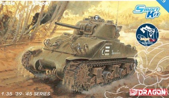 Sherman 2ème DB vs 1/35 Tamiya : j'ai besoin de vous ! Dragon10