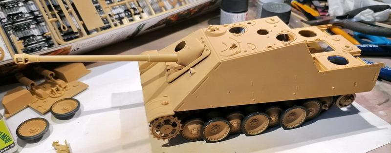 "Jagdpanther ""late version""  1/35ème [Tamiya] Img_2013"
