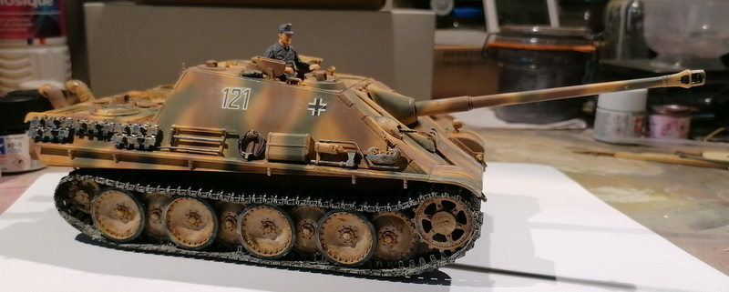 "Jagdpanther ""late version""  1/35ème [Tamiya] Img_2022"