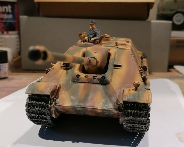 "Jagdpanther ""late version""  1/35ème [Tamiya] Img_2025"