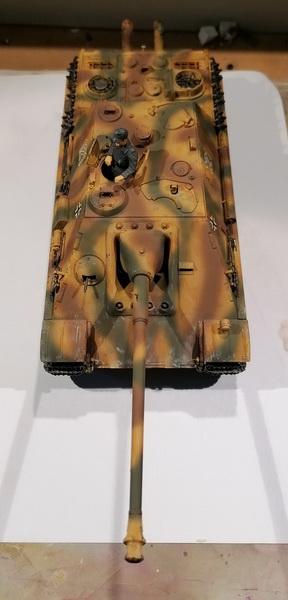 "Jagdpanther ""late version""  1/35ème [Tamiya] Img_2029"