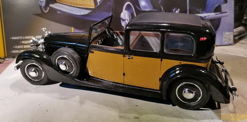 Hispano Suiza K6  - 1/24 - [Heller] Img_2061