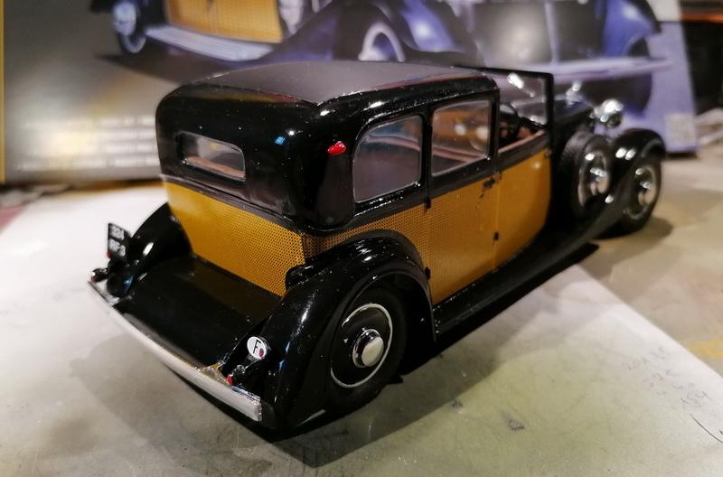 Hispano Suiza K6  - 1/24 - [Heller] Img_2064