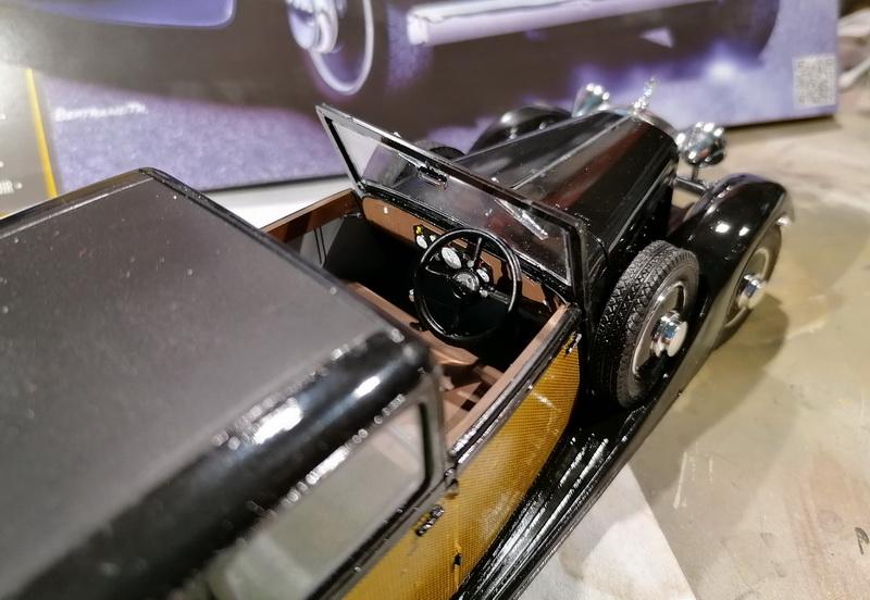 Hispano Suiza K6  - 1/24 - [Heller] Img_2066