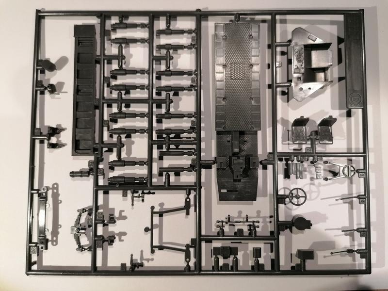Hanomag Sd.Kfz. 251/1  - 1/35 - Tamiya Img_2093