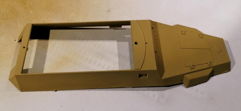 Hanomag Sd.Kfz. 251/1  - 1/35 - Tamiya Img_2101
