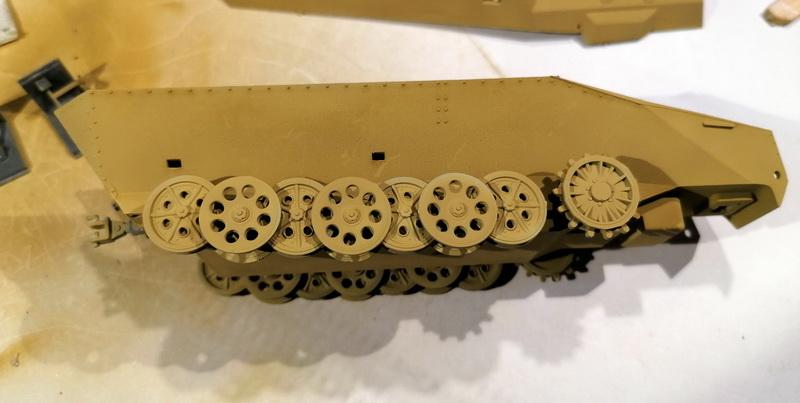 Hanomag Sd.Kfz. 251/1  - 1/35 - Tamiya Img_2104