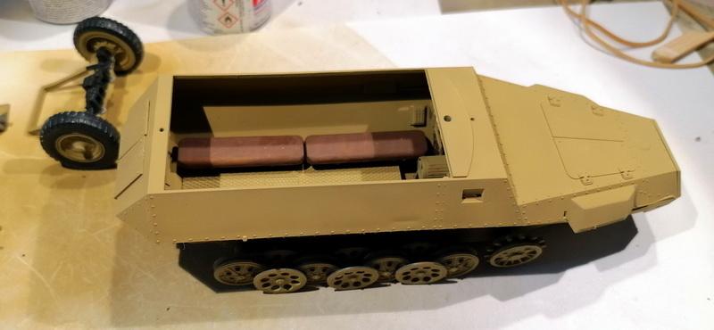 Hanomag Sd.Kfz. 251/1  - 1/35 - Tamiya Img_2109
