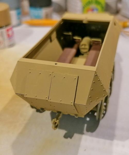 Hanomag Sd.Kfz. 251/1  - 1/35 - Tamiya Img_2111