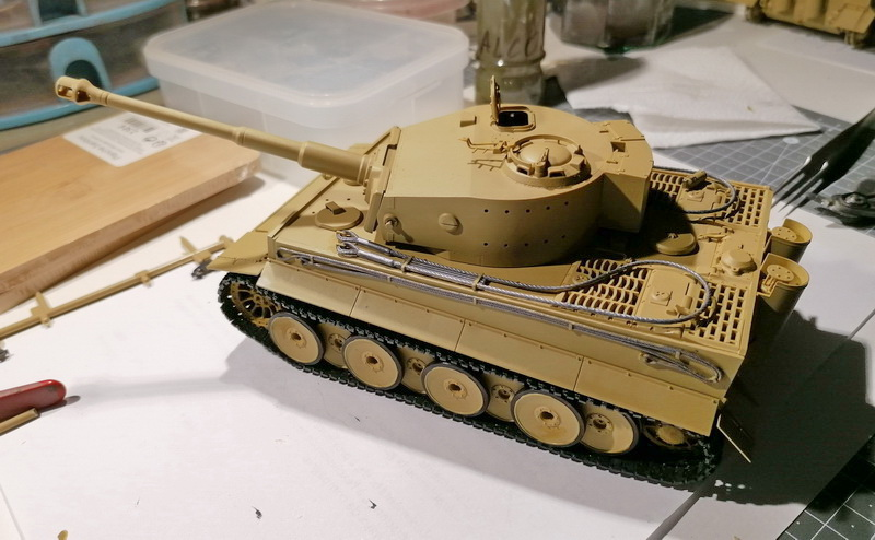 Tiger I mid production - 1/35 - Tamiya Img_2141