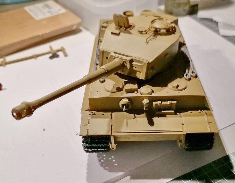 Tiger I mid production - 1/35 - Tamiya Img_2142