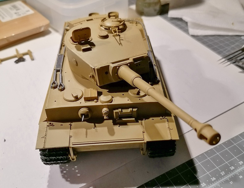 Tiger I mid production - 1/35 - Tamiya Img_2143