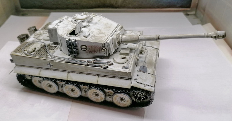 Tiger I mid production - 1/35 - Tamiya Img_2144