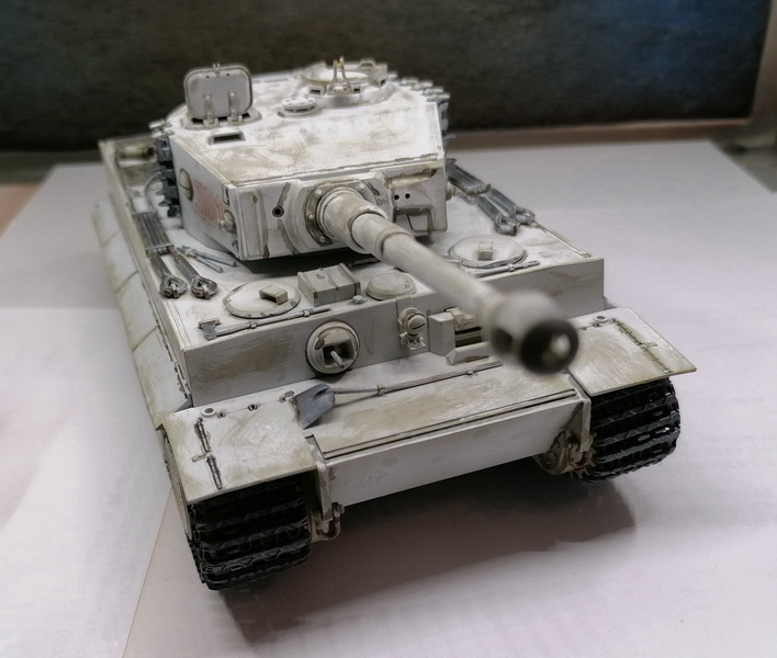 Tiger I mid production - 1/35 - Tamiya Img_2145