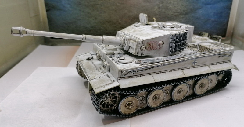 Tiger I mid production - 1/35 - Tamiya Img_2146