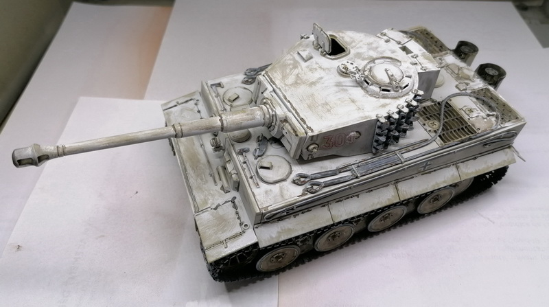 Tiger I mid production - 1/35 - Tamiya Img_2147