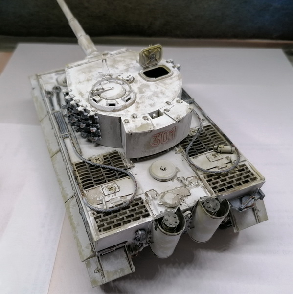 Tiger I mid production - 1/35 - Tamiya Img_2148