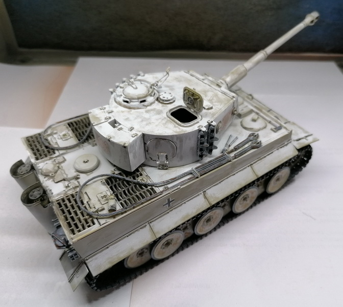 Tiger I mid production - 1/35 - Tamiya Img_2149