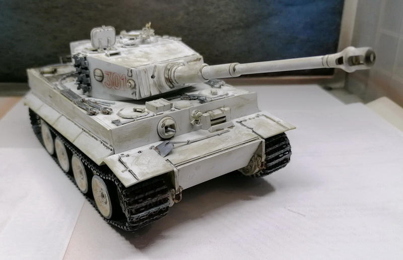 Tiger I mid production - 1/35 - Tamiya Img_2150