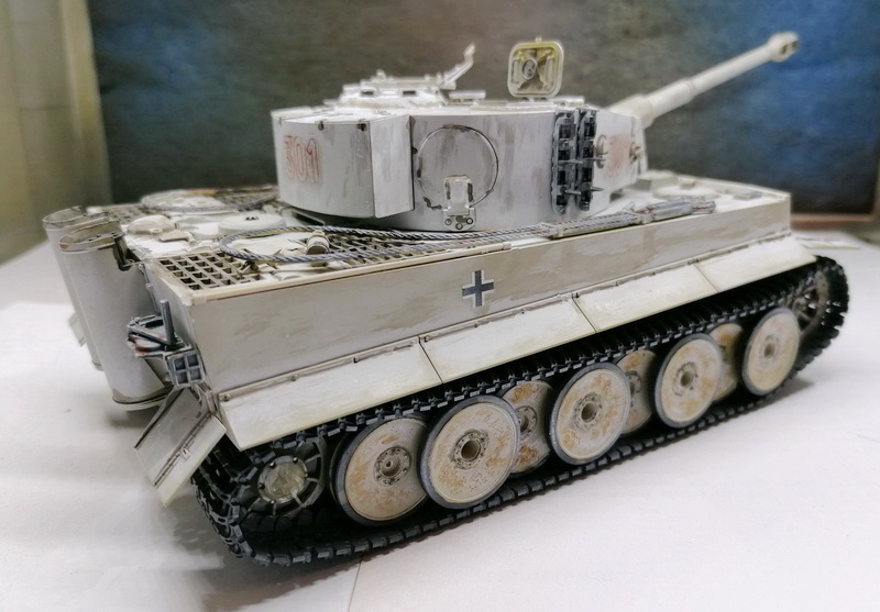 Tiger I mid production - 1/35 - Tamiya Img_2151