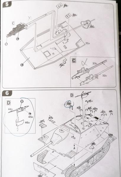 Jagdpanzer 38(t) Hetzer - 1/35 - Italeri Img_2154