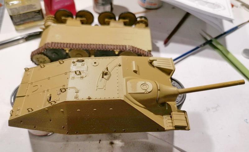 Jagdpanzer 38(t) Hetzer - 1/35 - Italeri Img_2161