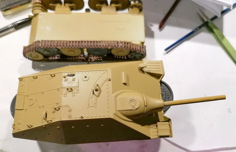 Jagdpanzer 38(t) Hetzer - 1/35 - Italeri Img_2162