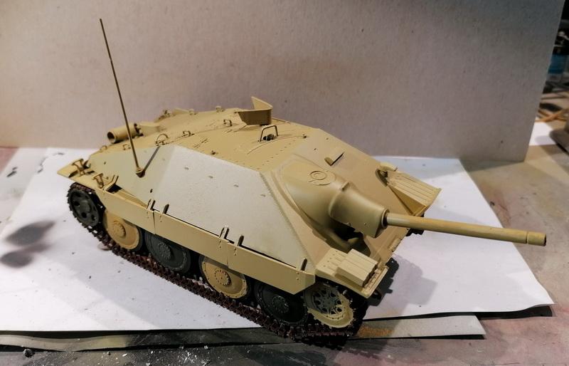 Jagdpanzer 38(t) Hetzer - 1/35 - Italeri Img_2164