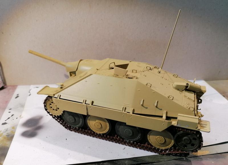 Jagdpanzer 38(t) Hetzer - 1/35 - Italeri Img_2165