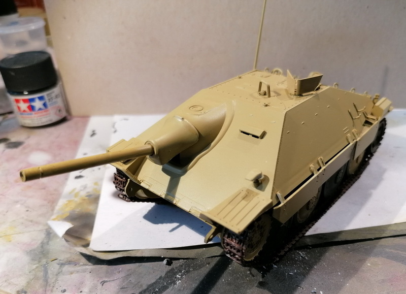 Jagdpanzer 38(t) Hetzer - 1/35 - Italeri Img_2166