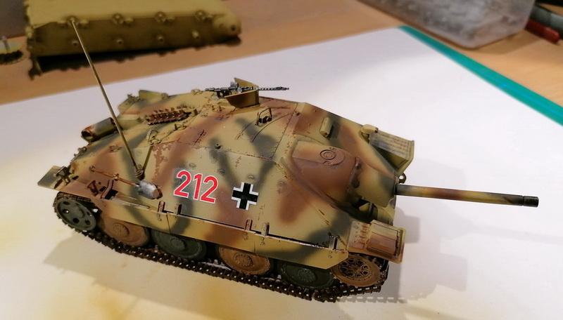 Jagdpanzer 38(t) Hetzer - 1/35 - Italeri Img_2169