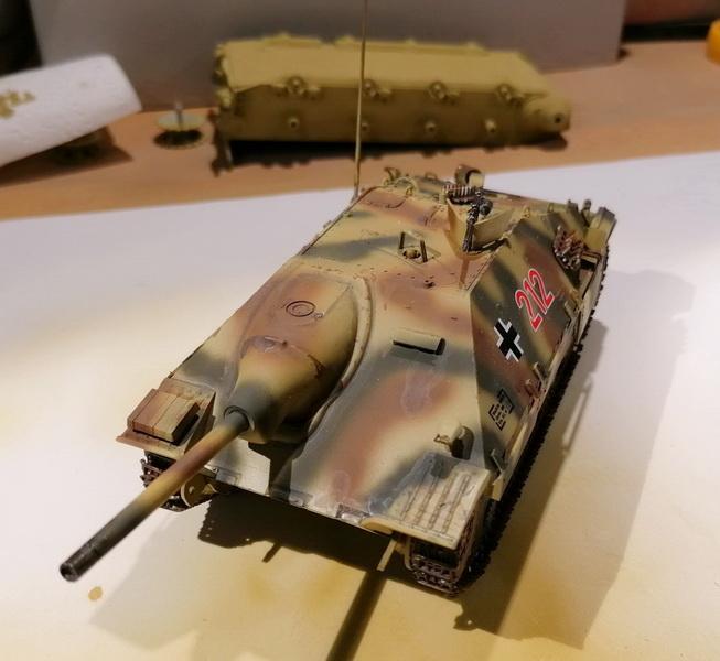 Jagdpanzer 38(t) Hetzer - 1/35 - Italeri Img_2170