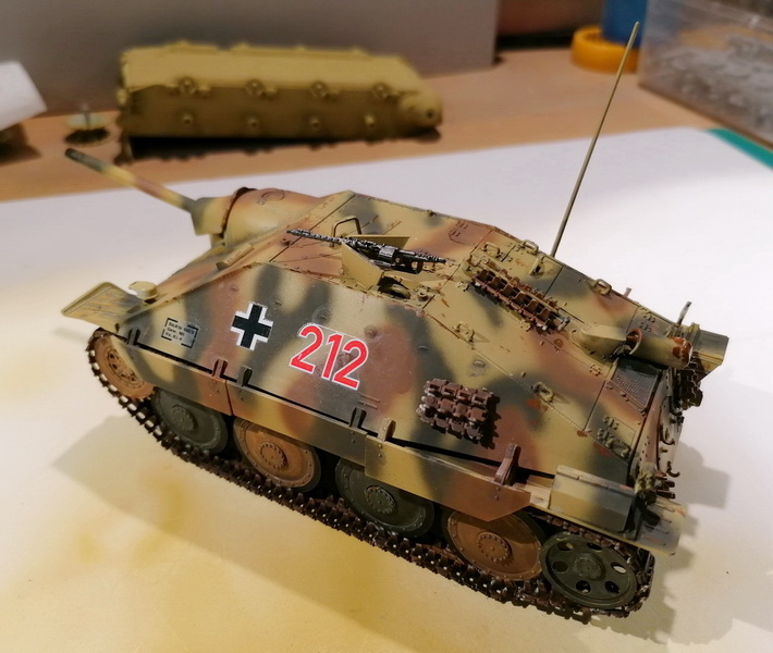 Jagdpanzer 38(t) Hetzer - 1/35 - Italeri Img_2171