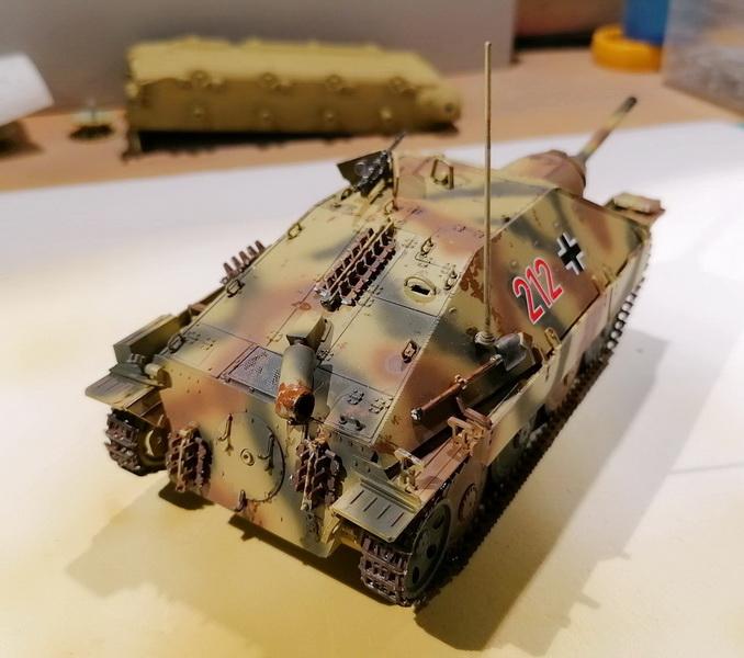 Jagdpanzer 38(t) Hetzer - 1/35 - Italeri Img_2172
