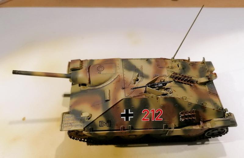 Jagdpanzer 38(t) Hetzer - 1/35 - Italeri Img_2173