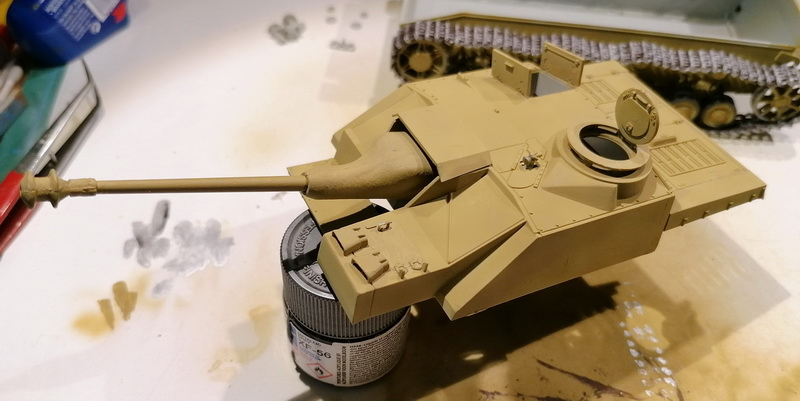 "Stug IV (""Sd.Kfz. 167 Sturmgeschütz"") - 1/35 - Italeri Img_2196"