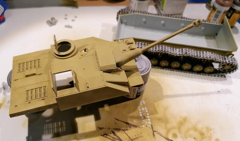 "Stug IV (""Sd.Kfz. 167 Sturmgeschütz"") - 1/35 - Italeri Img_2197"