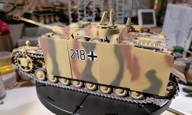 "Stug IV (""Sd.Kfz. 167 Sturmgeschütz"") - 1/35 - Italeri - Page 2 Img_2213"