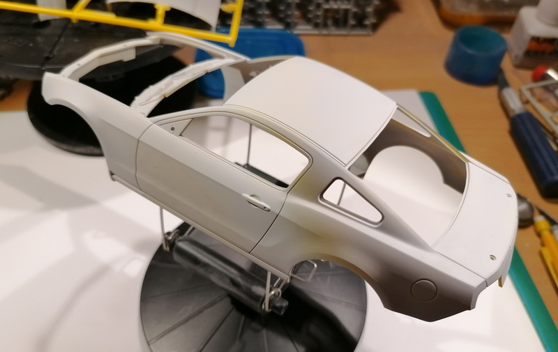 Ford Mustang GT  - 1/25 -  Revell Img_2226