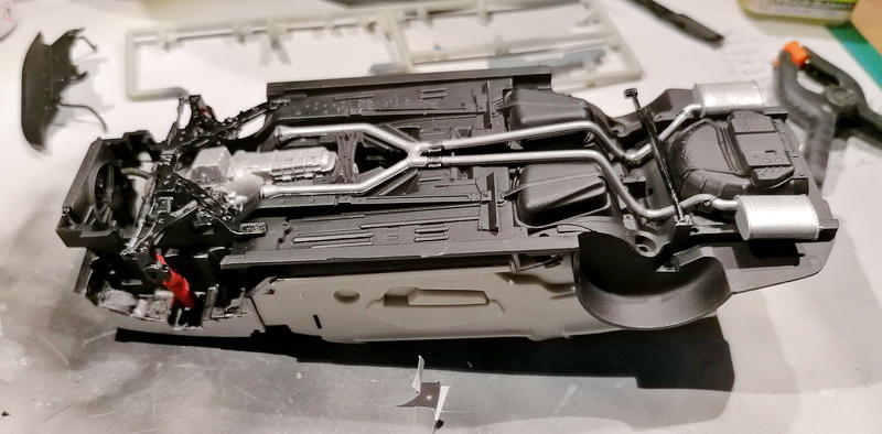 Ford Mustang GT  - 1/25 -  Revell Img_2238